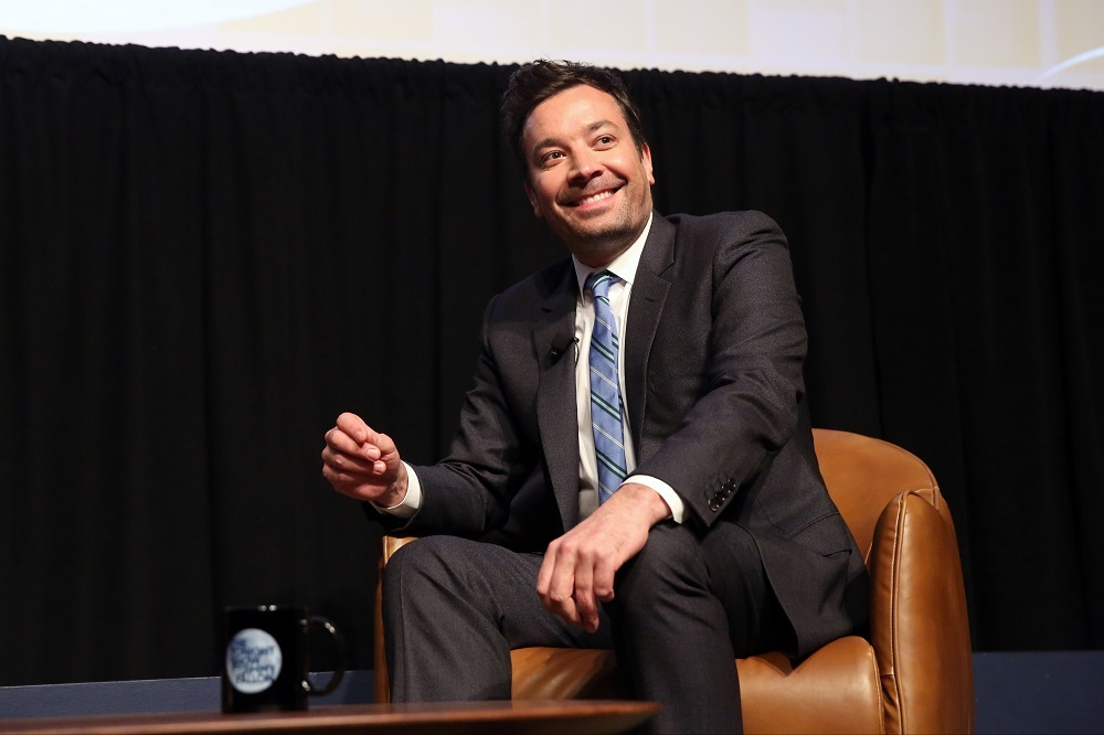 0637c913d Emmys FYC Event  Jimmy Fallon Brings A Bite Of The Big Apple to LA ...