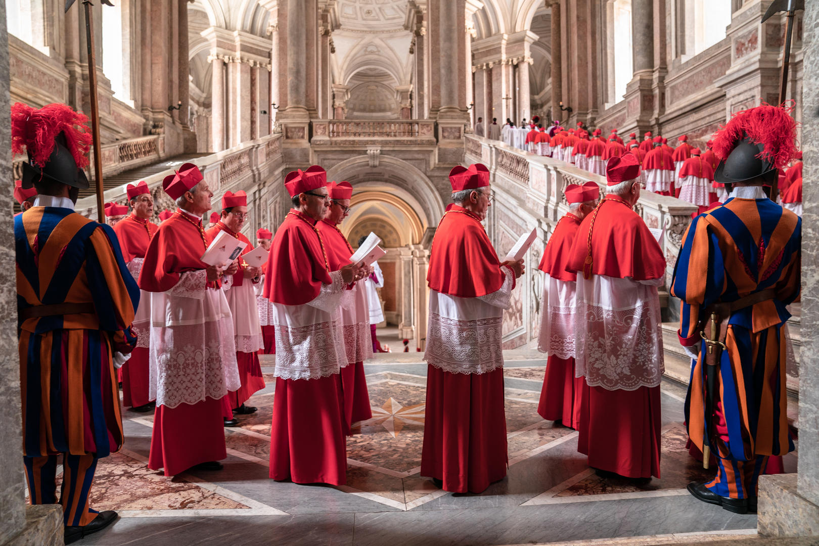 Cinematographer César Charlone on Keeping 'The Two Popes' Visually Compelling