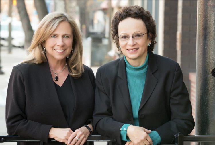 Left: Barbara Bridges Right: Jill S. Tietjen