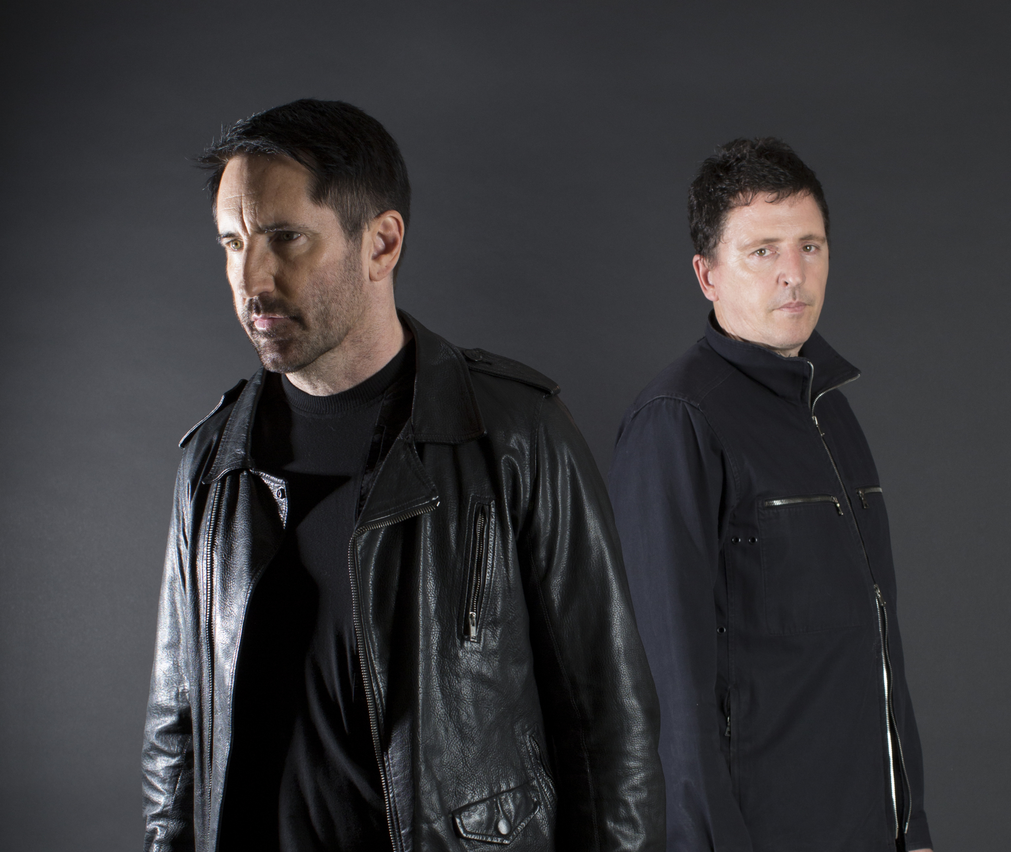 Trent Reznor and Atticus Ross on Scoring 'Watchmen,' David Fincher, and Their Upcoming Pixar Film - Awards Daily