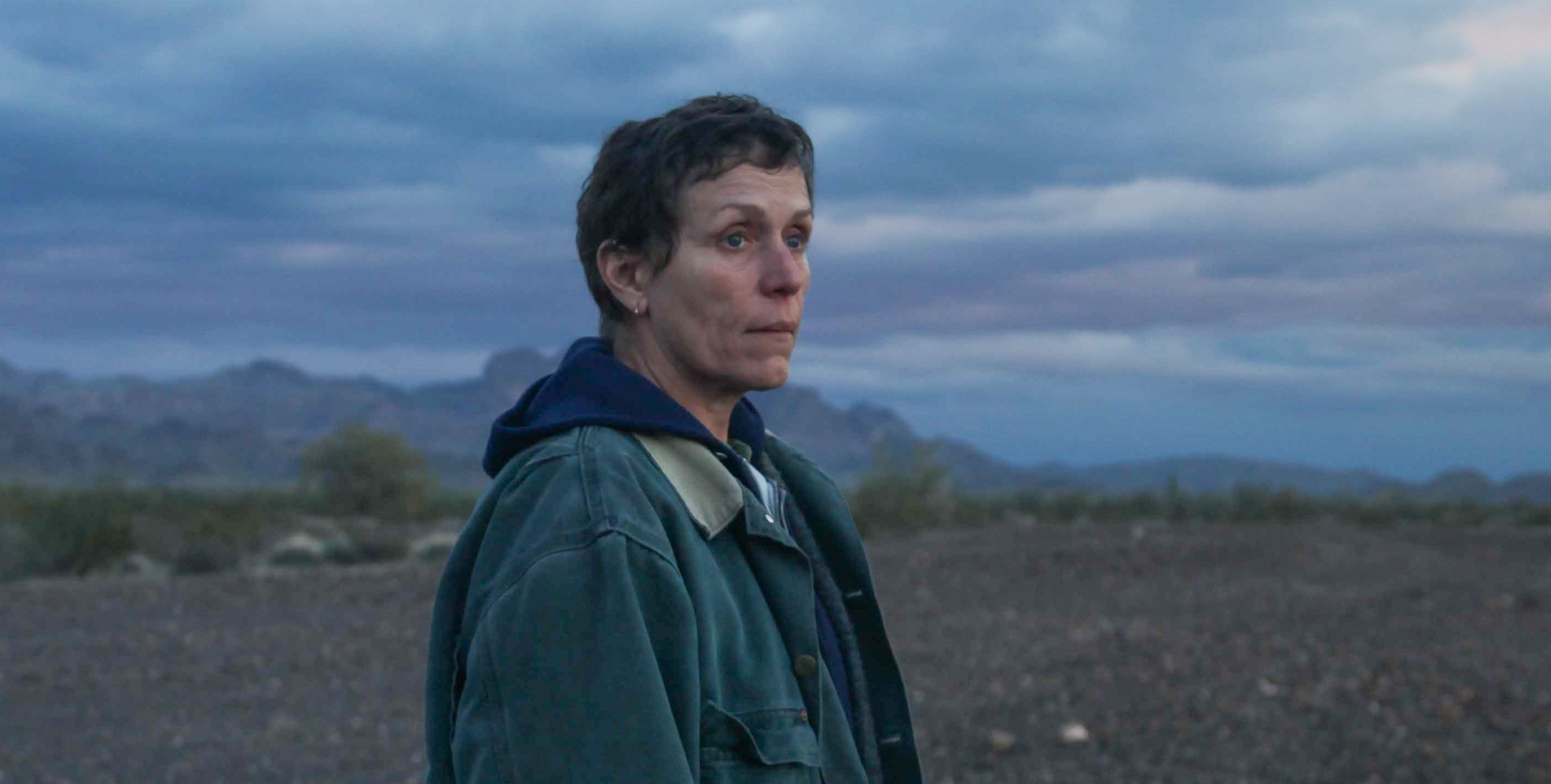 nomadland-frances-mcdormand-banner - Awardsdaily - The Oscars, the Films  and everything in between.