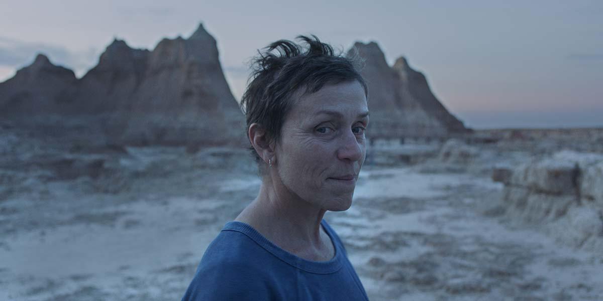 US film Nomadland triumphs at Venice Film Festival