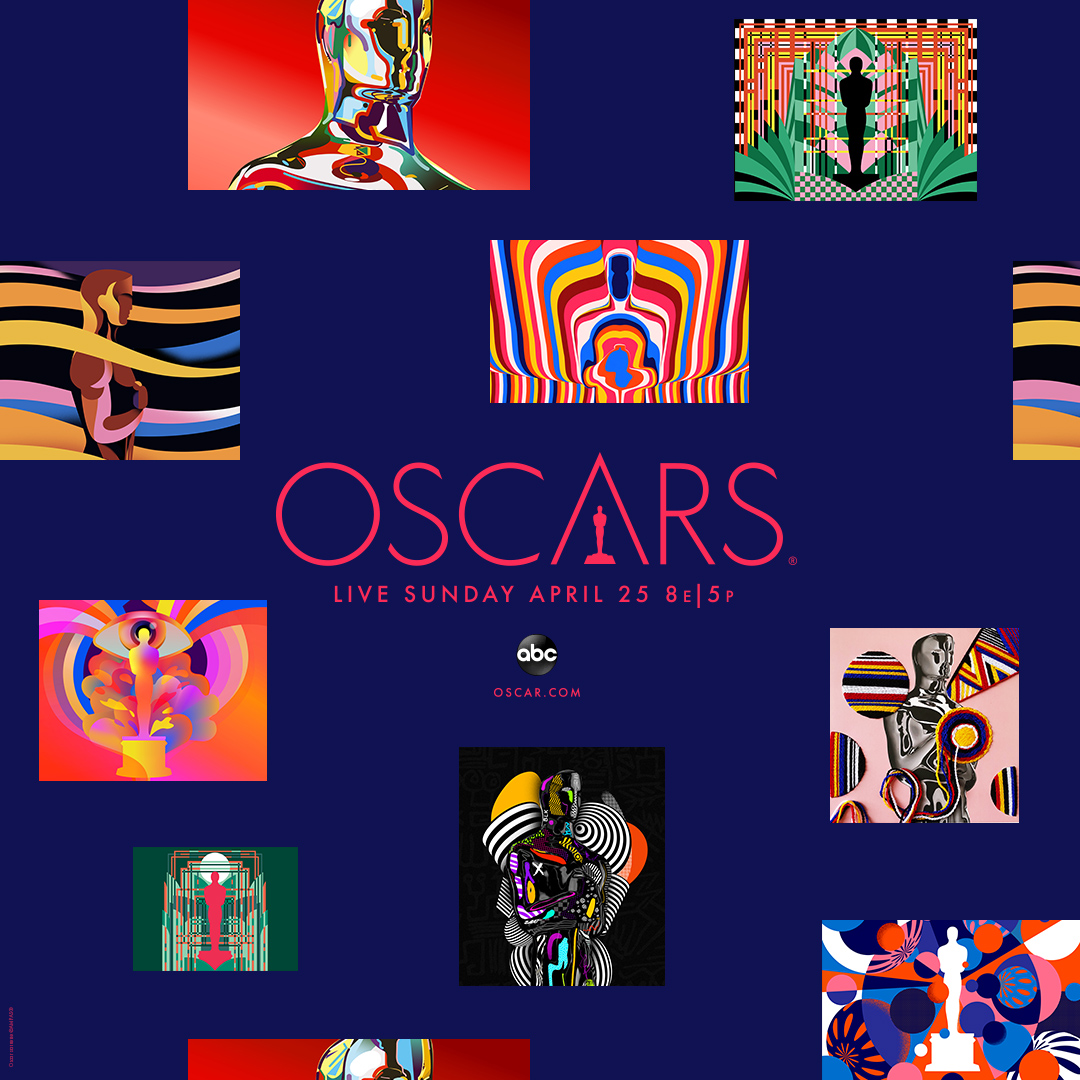 Academy Reveals Poster Art for 93rd Oscars - Awardsdaily - The Oscars, the  Films and everything in between.